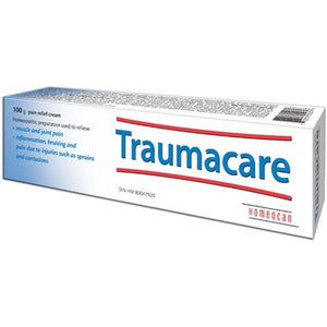 Homeocan Traumacare Pain Relief Cream 100g