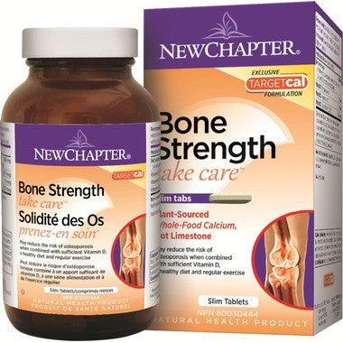 New Chapter Bone Strength 120 Tabs