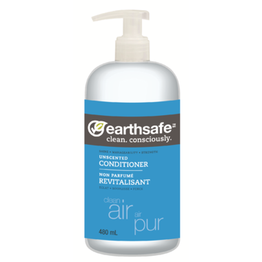 EarthSafe Clean Air Body Conditioner Unscented 480ML