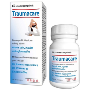 Homeocan Traumacare 60 Tablets