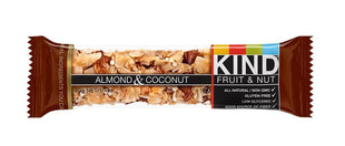 Almond&Coconut Nut Bar 40g.