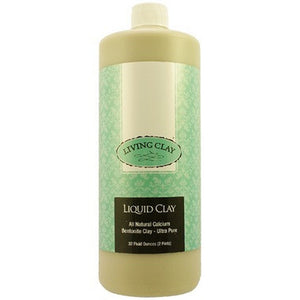 Living Clay Liquid Clay 32 OZ
