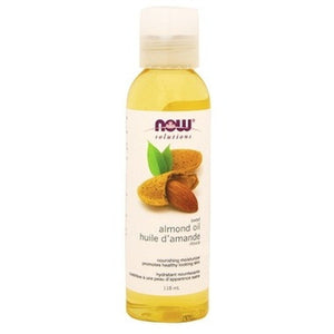 Now Foods, Solutions, Sweet Almond Oil 118ML