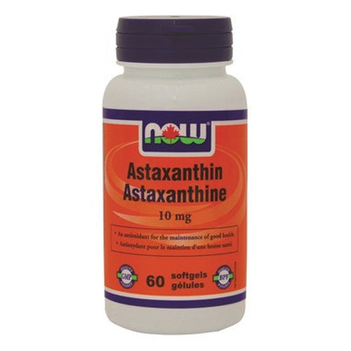 NOW Astaxanthin 60 Softgels
