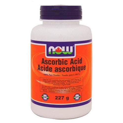 NOW Ascorbic Acid 100% Pure Powder 227G
