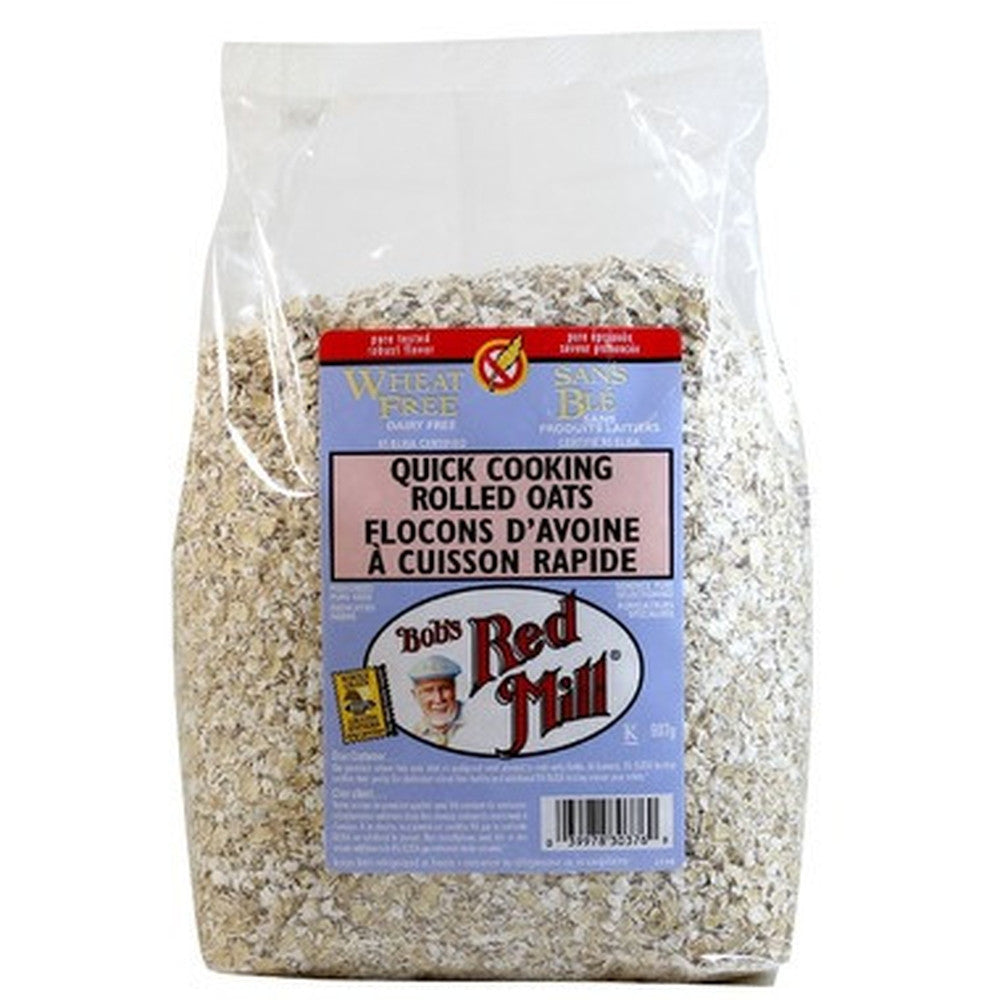 Bob's Red Mill Gluten Free Quick Rolled Oats