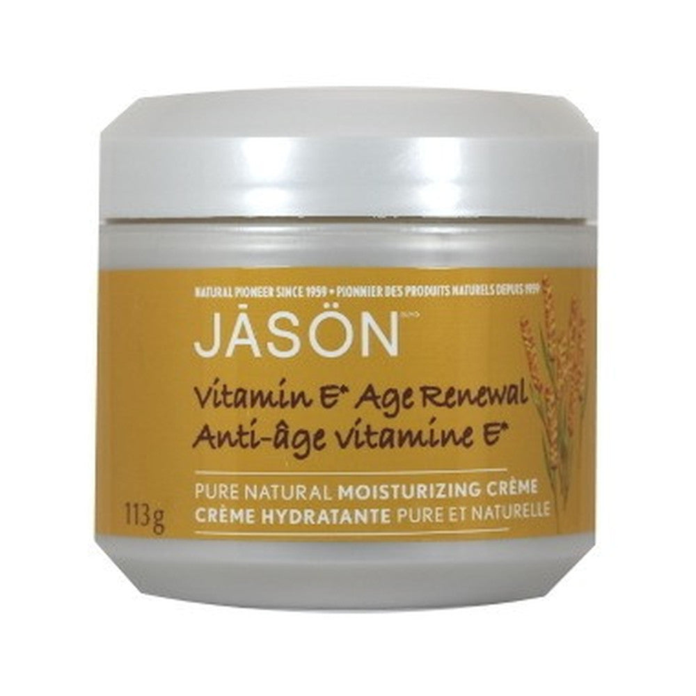 Jason Age Renewal Vitamin E Cream 25000IU, 4 Ounce