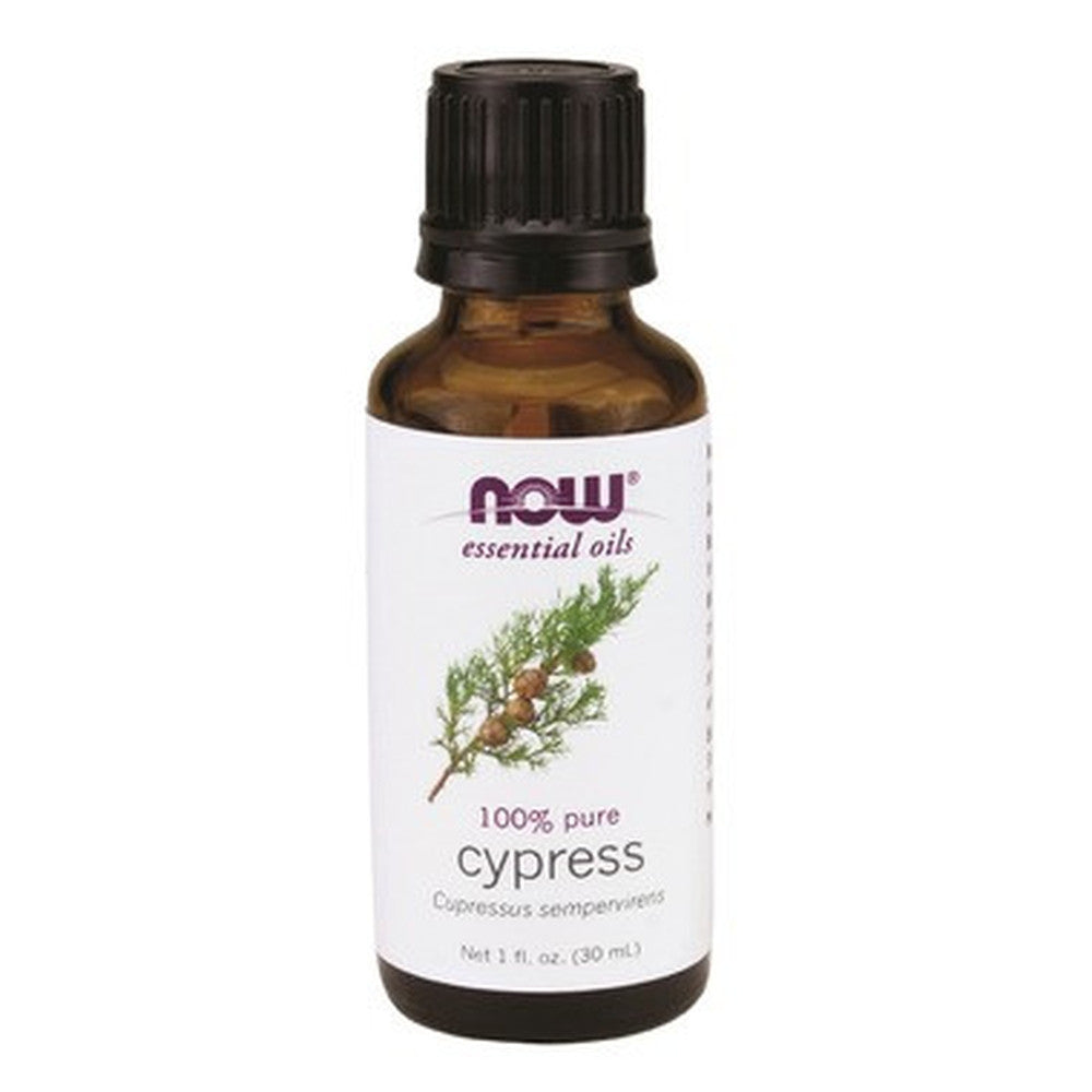 NOW Essential Oils Cypress Oil 30ML
