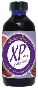 MacaPro XP 20:1 Professional Purple Maca Root Extract 130ML