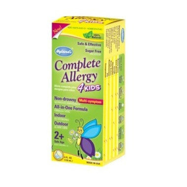 Hyland's Complete Allergy Relief 4 Kids 118M