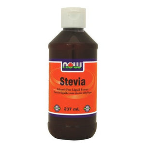 NOW Better Stevia Alcohol Free Liquid