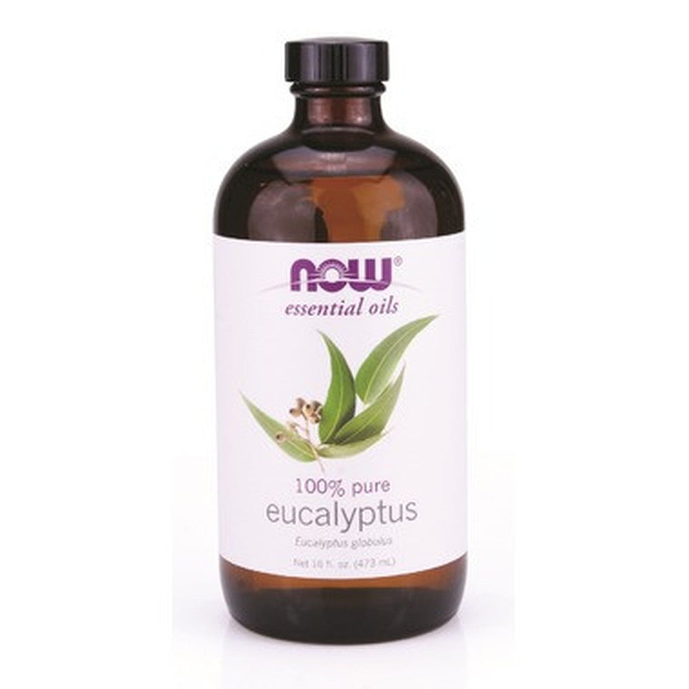 NOW Essential Oils Eucalyptus Oil 480ML
