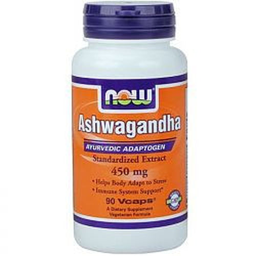 NOW Ashwaganda Ayurvedic 400MG 90 Caps