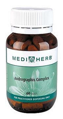 MediHerb Andographis Complex 60 tabs - Available in store only