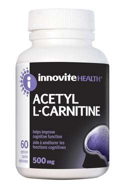 INN L-Carnitine 500mg. 60 cap