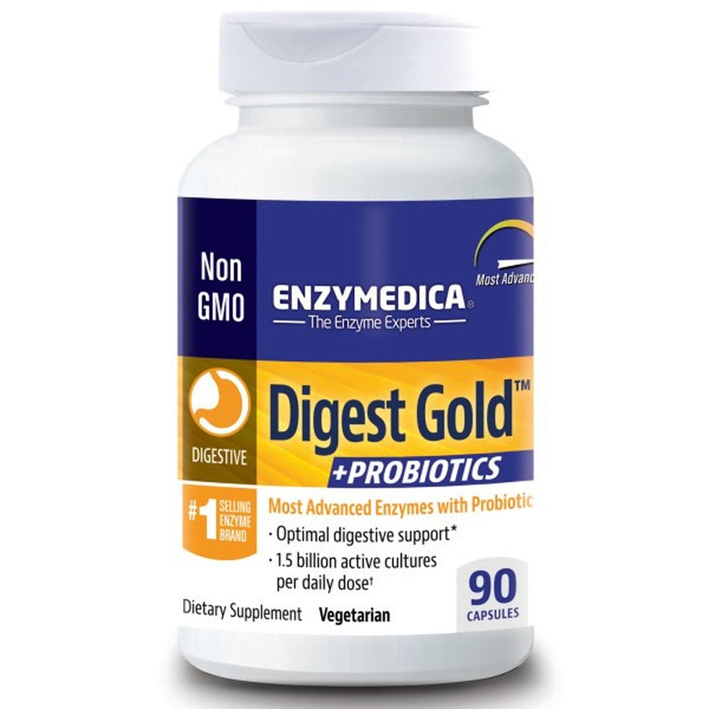 Enzymedica Digest Gold 90 Caps