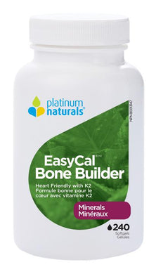 Platinum EasyCalBone Builder 240 Softgels