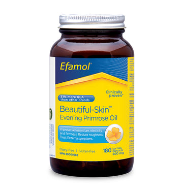 Efamol Evening Primrose Oil 500MG 180 Caps
