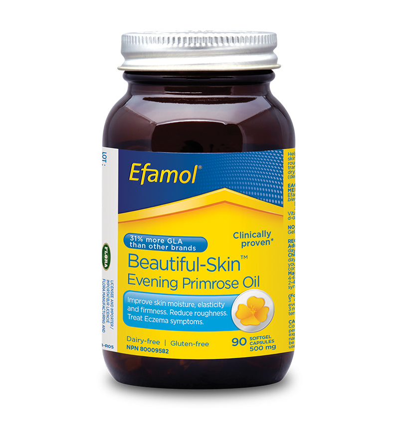 Efamol Evening Primrose Oil 500MG 90 Caps