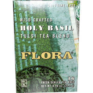 Flora Holy Basil Tea