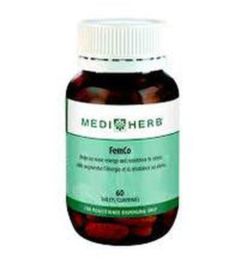 MediHerb FemCo 60 Tabs - Available in store only