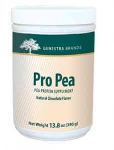 Genestra Pro Pea Balance - Natural Chocolate Flavour - 390G