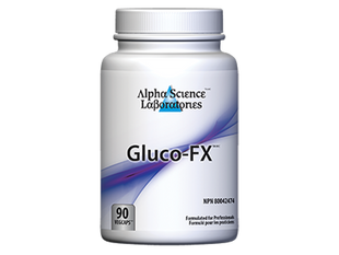 Alpha Science Gluco-FX 90 Caps