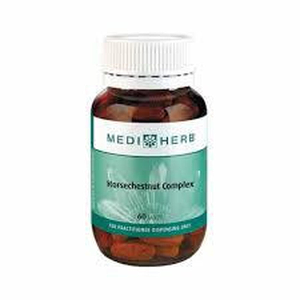MediHerb Horsechestnut Complex 60 tabs - Available in store only