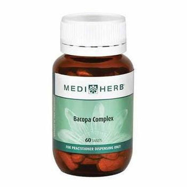 MediHerb Bacopa Complex 60 tabs - Available in store only