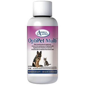 Omega Alpha OptiPet Multi 120 & 500ML
