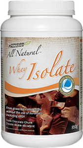 Precision All Natural™ Whey Isolate Double Chocolate Chunk
