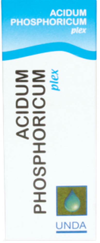 Unda Seroyal Acidum Phosphoricum Plex 30ML