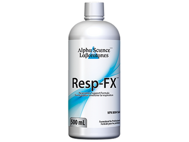 Alpha Sc. Resp-FX 500ml.