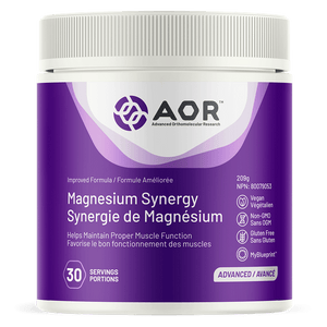 AOR Magnesium Synergy 30 Servings 209g
