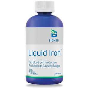 Biomed Liquid Iron 250ML