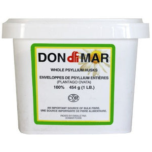 Donmar Whole Psyllium Husks 454g