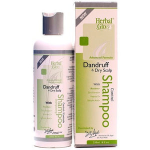 Herbal Glo Advanced Dandruff Shampoo 250ML