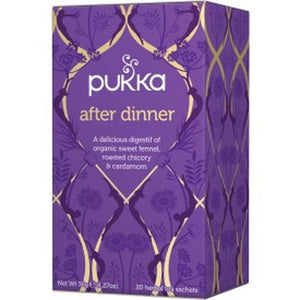 Pukka After Dinner Tea 20 Tea Bags