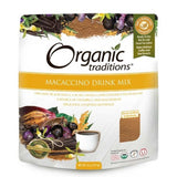 Organic Traditions Macaccino Drink Mix 227G