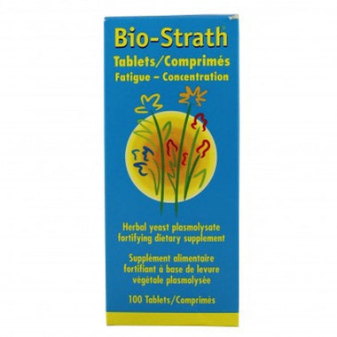 Bio-Strath Tablets For Stress 100 tabs