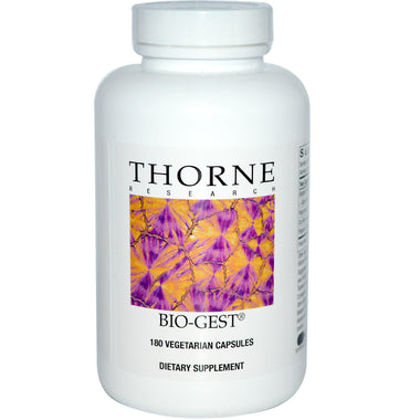 Thorne Research Bio-Gest 180 Veggie Caps