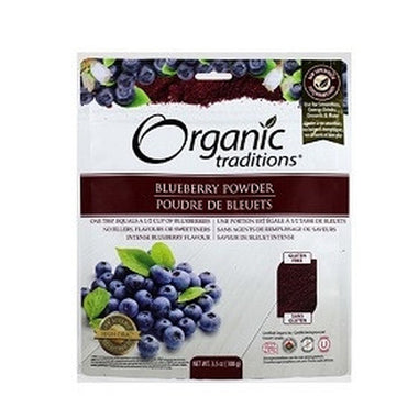 Organic Traditions Blueberry Powder 100G