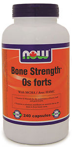 NOW  Bone Strength 240 capsules