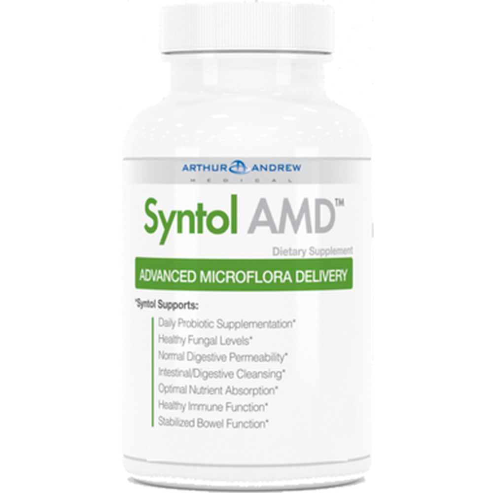 Arthur Andrew Medical Syntol Advanced Microflora Delivery (90 Caps)