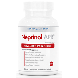 Arthur Andrew Medical Neprinol APR 90 Capsules