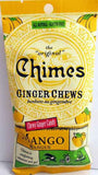The Original Chimes Ginger Chews Mango 1.5 Oz