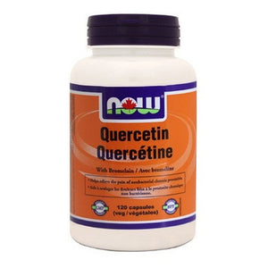 Now Foods, Quercetin with Bromelain, 120 Veggie Caps