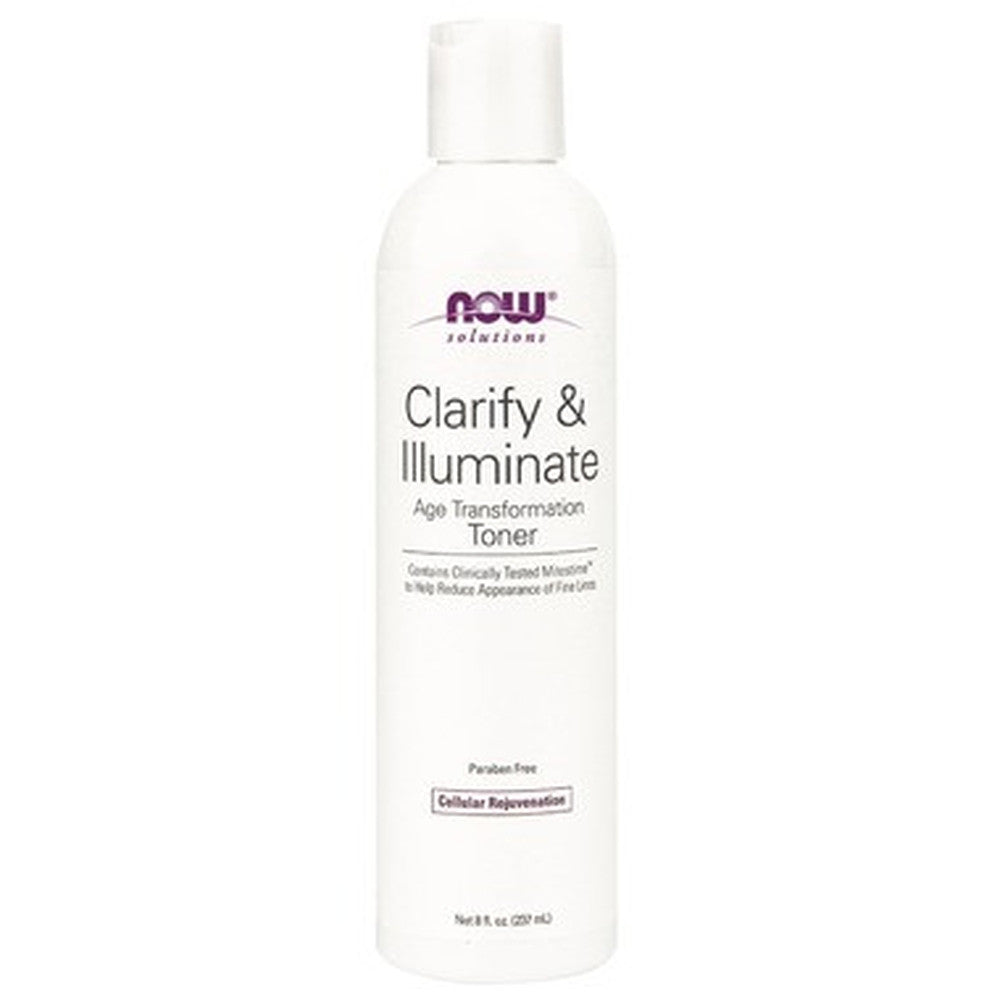 NOW Solutions Clarify & Illuminate Toner 237ML