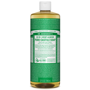 Dr. Bronner's Castile Soap Almond 944ML