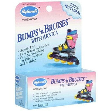 Hyland's Bumps 'n Bruises with Arnica 125 Tabs